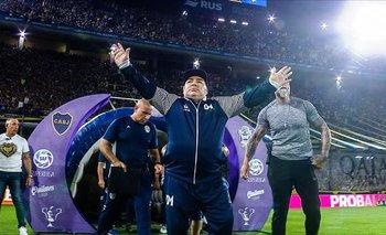 El emotivo homenaje que preparan Boca y Gimnasia para Maradona | Diego armando maradona