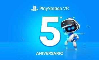 Juegos Gratis: PlayStation VR festeja sus primeros cinco años con tres regalos | Gaming