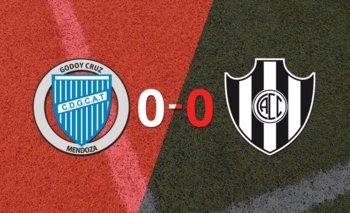 Godoy Cruz y Central Córdoba (SE) no se sacaron ventaja y terminaron sin goles | Argentina - liga profesional 2021