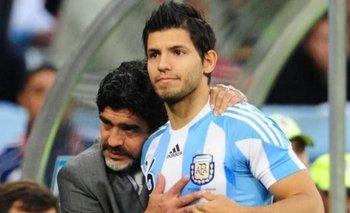 El Kun Agüero reveló qué habló con Gianinna cuando murió Maradona y cómo lo tomó Benjamín | Farándula