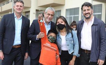 Entregaron viviendas del PROCREAR en la Ciudad de Buenos Aires | Procrear