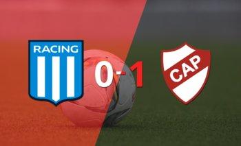 Por la mínima diferencia, Platense se quedó con la victoria ante Racing Club en el Cilindro | Argentina - liga profesional 2021