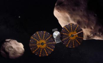 Despegó Lucy: de qué se trata la nueva misión de la NASA | Espacio exterior