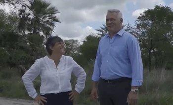 El escandaloso gesto de un candidato a diputado de Juntos por el Cambio | Elecciones 2021