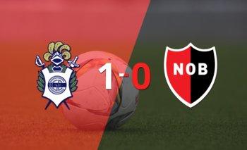 Con lo justo, Gimnasia venció a Newell`s 1 a 0 en el Bosque | Argentina - liga profesional 2021