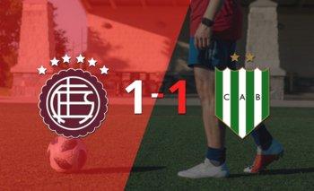 Lanús y Banfield se reparten los puntos y empatan 1-1 | Argentina - liga profesional 2021