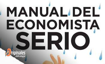 Anticipo exclusivo: el libro que desnuda a los economistas serios | Rinconet