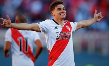 River le ganó a San Lorenzo con un Julián Álvarez descomunal   Fútbol