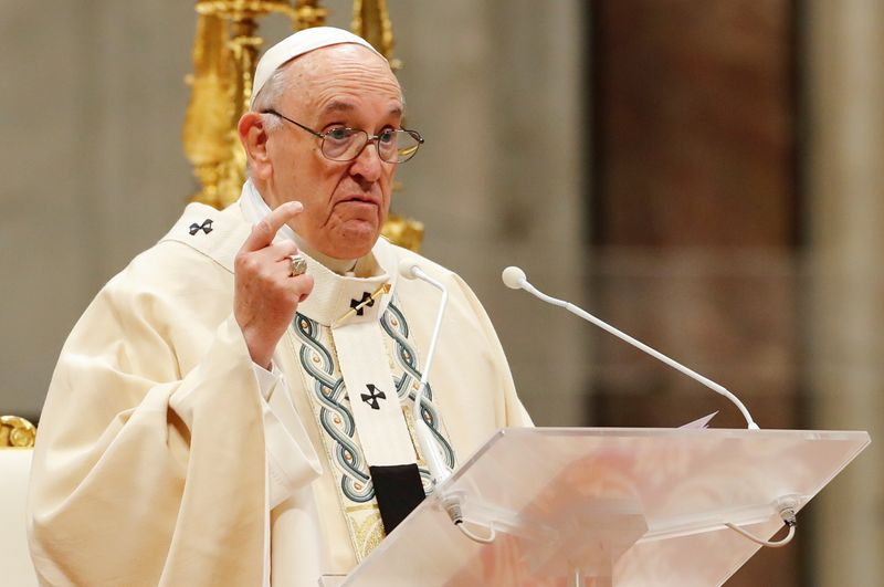 El Papa y un regalo inesperado: una camiseta firmada por Messi | Fútbol