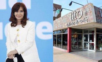 Todo sobre Heladería Tito, la preferida de Cristina Kirchner   Cristina kirchner