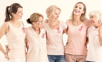 Cáncer de mama: síntomas, prevención y el autoexamen mamario   Salud