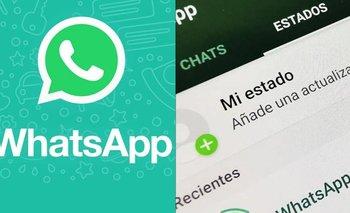 WhatsApp: revelan el truco para poner estados con fotos y videos | Celular