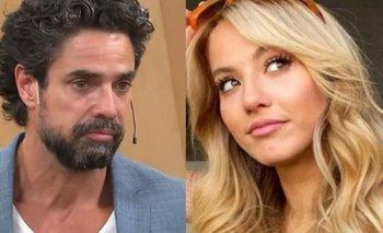 El inesperado apodo que Flor Vigna le dice a Luciano Castro en la intimidad   Televisión