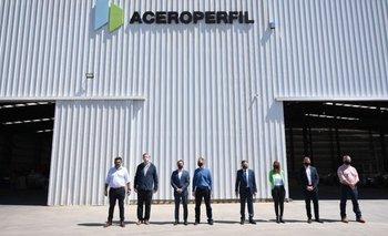 Florencio Varela: se inauguraron cinco nuevas empresas | Provincia