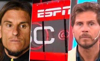 ESPN: en F90 insultaron a Beccacece sin saber que estaban al aire | Televisión