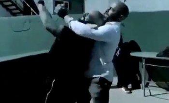 Chubut: el ministro de Seguridad compartió un spot donde pelea contra ladrones   Chubut