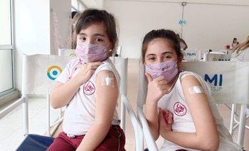La fuerte diferencia entre la vacunación en niños en PBA y CABA | Los números
