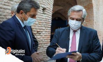 El Gobierno espera una respuesta positiva al diálogo en diciembre | Convocatoria para después del 14 de noviembre