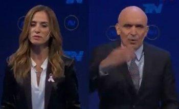 """La agresión de Espert que frenó Tolosa Paz: """"No me faltes el respeto""""   Elecciones 2021"""