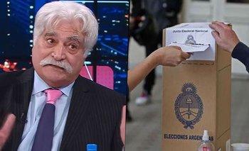 El pronóstico de Jorge Asís para las elecciones 2021 | Televisión