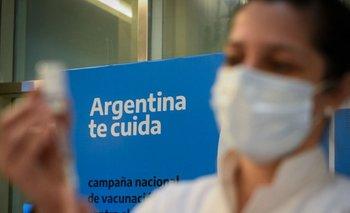 Vacunación Covid: Argentina ya superó a la Unión Europea y EE.UU | Vacuna del coronavirus