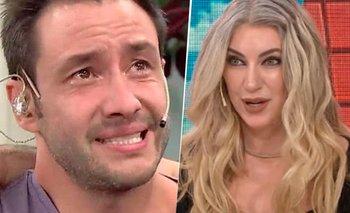 La ex de Luciano Pereyra rompió el silencio tras la acusación por acoso | Televisión