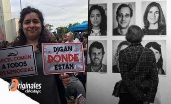 """Tatiana, la primera nieta recuperada: """"Todavía hay 300 nietos que encontrar""""   Nietos"""