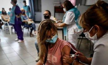 El 71% de la población de Argentina inició su esquema de vacunación   Coronavirus en argentina