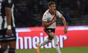 River le ganó a Talleres en Córdoba y estira la diferencia   Fútbol argentino