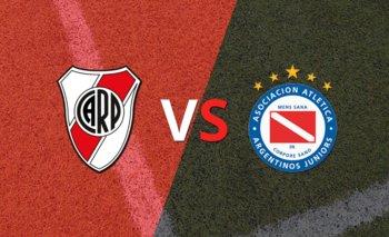 River Plate recibirá a Argentinos Juniors por la fecha 18   Argentina - liga profesional 2021