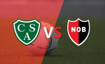Por la fecha 18 se enfrentarán Sarmiento y Newell`s   Argentina - liga profesional 2021