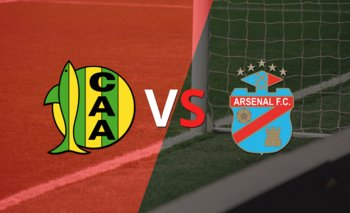 Aldosivi recibirá a Arsenal por la fecha 18   Argentina - liga profesional 2021