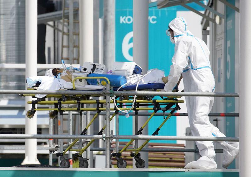 Coronavirus: Rusia el alerta máxima por récord de muertes    Coronavirus