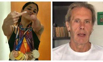 La furia de una medallista paralímpica argentina contra Bonadeo | Deportes