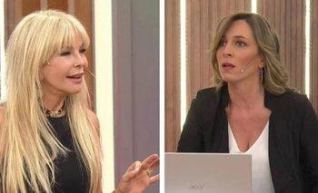 Graciela Alfano se enojó con Sandra Borghi en vivo | Televisión