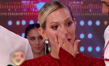 Noelia Marzol se quebró al hablar de la salud de su bebé   Televisión