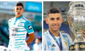 El calvario que vivió Cuti Romero cuando jugaba en Belgrano   Fútbol