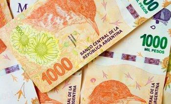 La impresión de billetes de $ 1.000 superó a la de $ 500 | Banco central