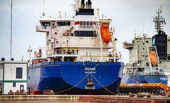 Río de la Plata: un marinero mató a tiros a sus capitanes  | Policiales