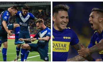 Vélez vs. Boca: cuándo juegan, horario, formaciones e historial | Liga profesional de fútbol