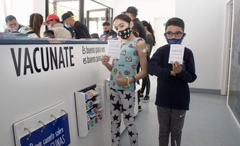 COVID-19: Argentina superó los 1,2 millones de niños vacunados | Coronavirus en argentina