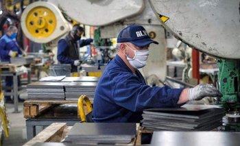 La actividad de las pymes industriales creció 21,6% en septiembre | Reactivación económica