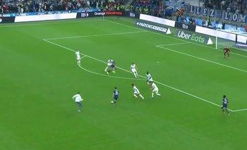 El clásico Marsella-PSG, con Messi, tuvo más lucha que fútbol para un empate lógico   Fútbol