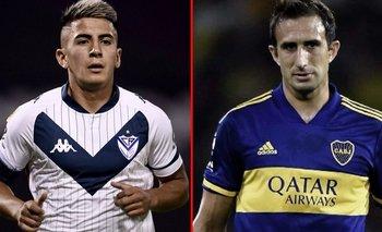 Boca cae ante Vélez para mantenerse en la lucha por el título   Fútbol argentino