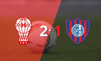 Huracán consiguió una victoria en casa por 2 a 1 ante San Lorenzo | Argentina - liga profesional 2021
