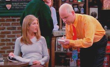 """El emotivo mensaje de Aniston para el actor de Friends que murió: """"Te extrañaremos""""   Televisión"""