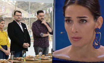 "Jurado de Bake Off apuró a Juana Viale en vivo: ""No te pongas así""   Televisión"