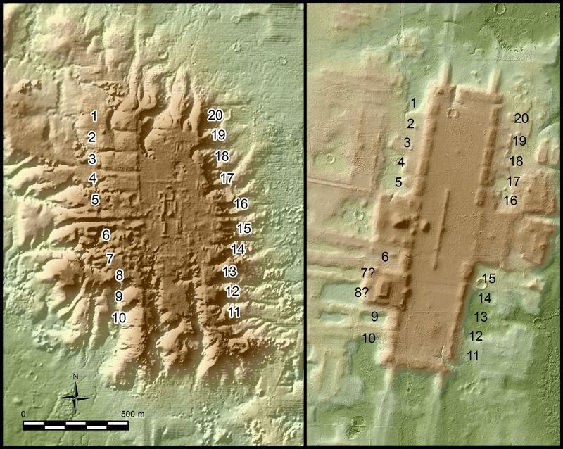 Revela antiguos sitio olmeca desconocidos hasta ahora en México | Arqueología