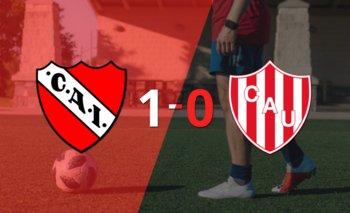 A Independiente le alcanzó con un gol para derrotar a Unión en la Caldera del Diablo | Argentina - liga profesional 2021