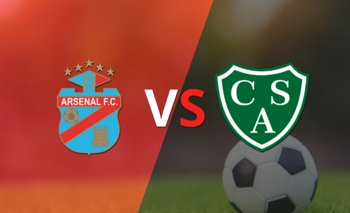 Argentina - Primera División: Arsenal vs Sarmiento Fecha 19 | Argentina - liga profesional 2021